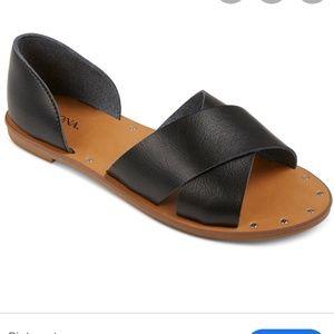 Merona Criss Cross Sandals